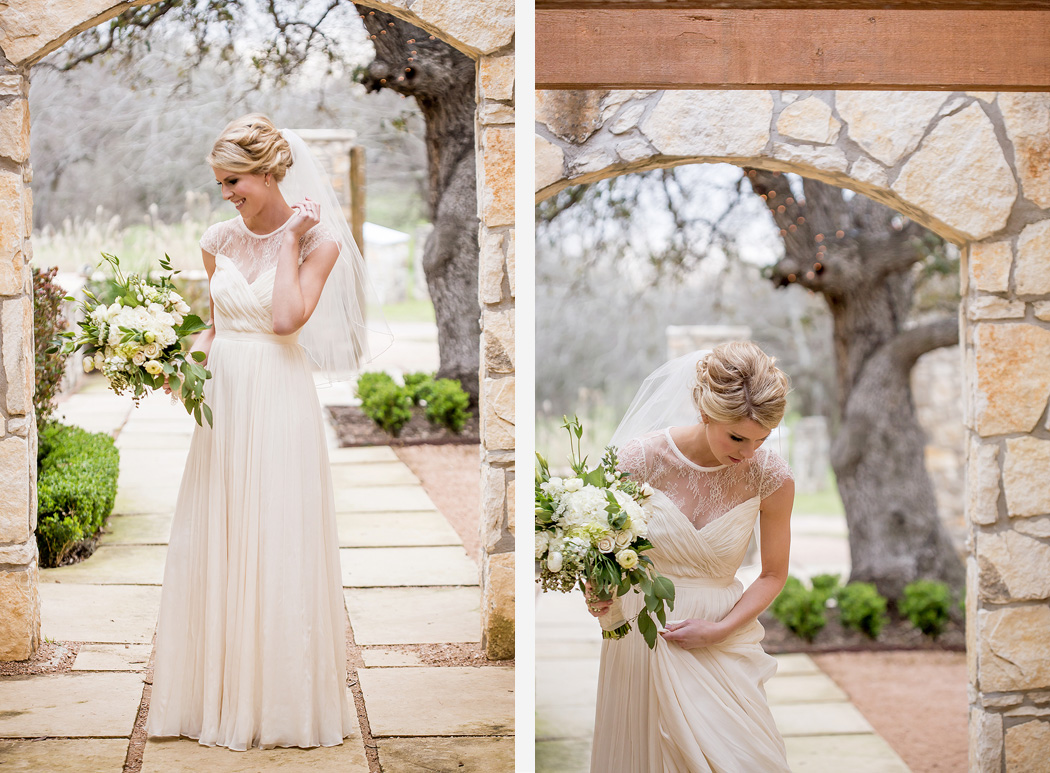 Austin Vineyards Wedding