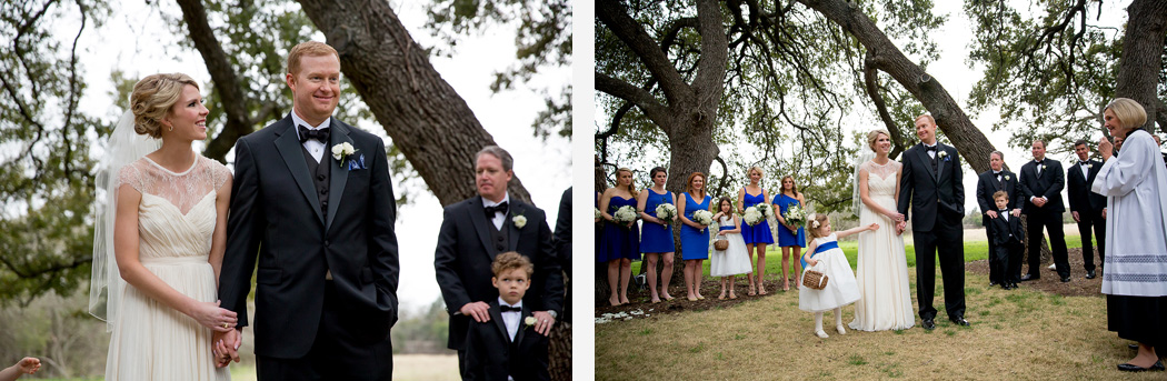 South Austin Wedding Ceremony